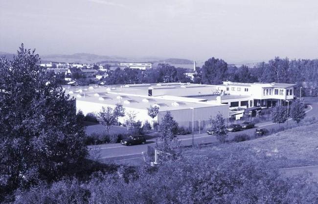 K-Metall Firmengebäude historisch