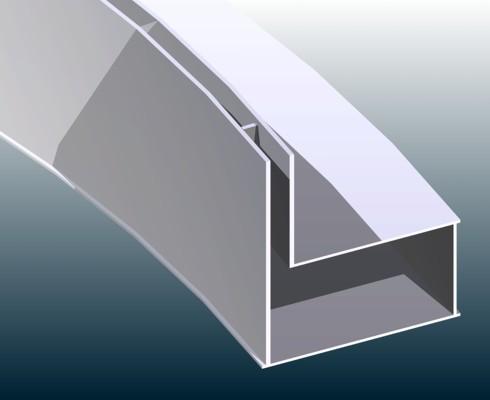 K-Metall Entwässerungsrinnen